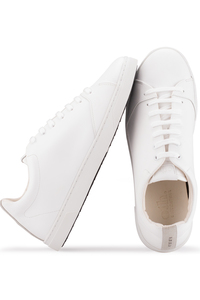 Gravière Recycled Leather White / Off-White Sole - oth.