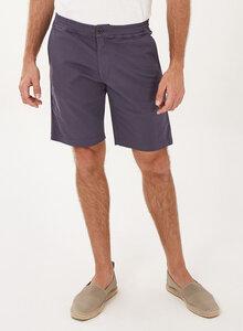 Chino-Shorts aus Bio-Baumwolle mit elastischem Bund - ORGANICATION
