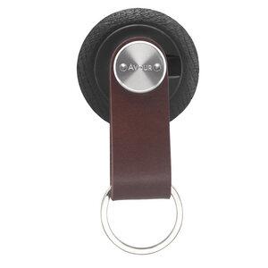 Key [KIː] Alu Schlüsselanhänger  - Avour