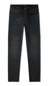 Lean Dean Authentic Black - Nudie Jeans