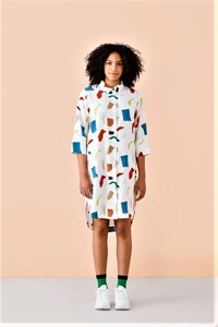 Kleid - Boheme Dress - Lyocell - PAPU