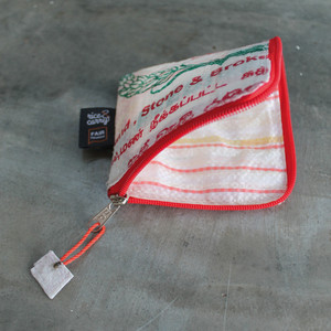 Upcycle Seifentasche / Soap Bag - Rice&Carry