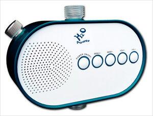 Wasserdruck Duschradio - H2O