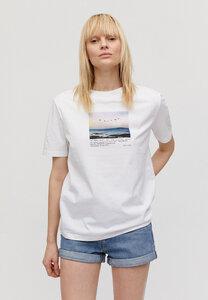 MIAA BEACH BIRDS - Damen T-Shirt aus Bio-Baumwolle - ARMEDANGELS