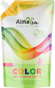 Flüssiges Color  Waschmittel Öko Konzentrat - Almawin