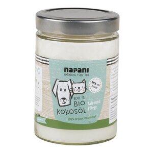 Bio-Vital-Kokosöl f. Hunde & Katzen - napani