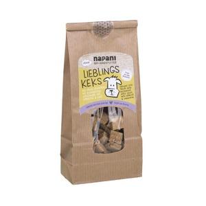 Lieblings-Keks, Bio-Knusperei f. Hunde - napani