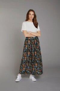 PARKLIFE Maxi Skirt - Komodo