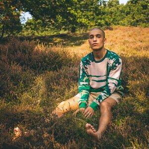 Dedicated - Sweater Mora Deep Forest - DEDICATED