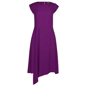Kruzes Kleid, Sommerkleid, Rückenausschnitt und Taschen - SinWeaver alternative fashion