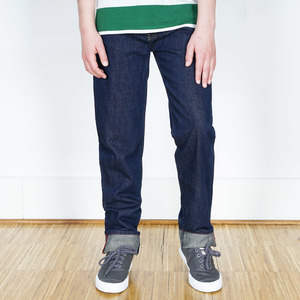 Rascal Jeans (vegan) - Coole Kinder Jeans aus 100% Bio-Baumwolle - Band of Rascals