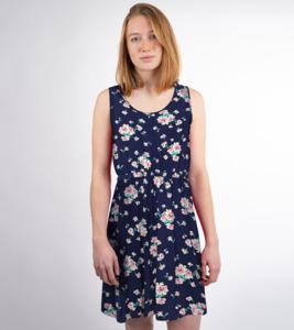 Kleid Madeline Flowers Allover - Gary Mash