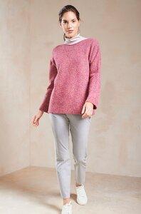 Alpaka Pullover für Damen aus Peru - SAMANTHA  - KUNA