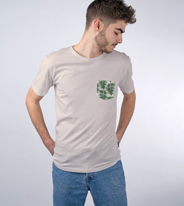 Shirt Miami Palmenblätter - Gary Mash