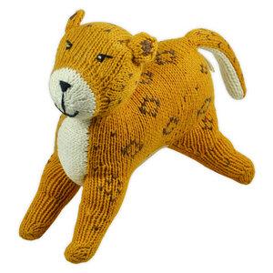 Bio Kuscheltier Katze Jaguar (17 cm) - Chill n Feel