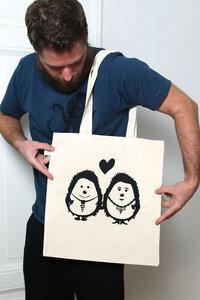 Ingo&Inge auf Fairtrade Baumwolltasche - päfjes