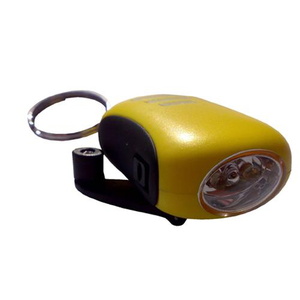 Bee - Kurbel Schlüsselanhänger Leuchte - Powerplus