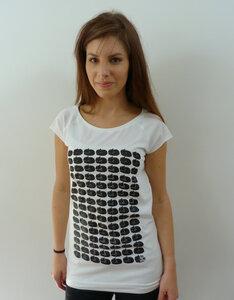 Füchse Organic + Fair Raglan Shirt _ white - ilovemixtapes
