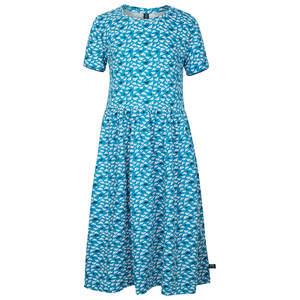 Stretch-Jersey Kleid BETTINA aus GOTS-zertifizierter Bio-Baumwolle - TRANQUILLO