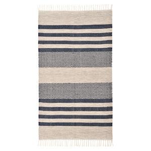 Teppich SEABREEZE, Good Weave-zertifiziert, 90 x 150 cm - TRANQUILLO