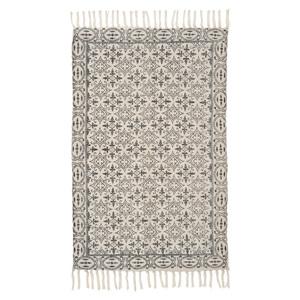 Teppich MUQARNAS, Good Weave-zertifiziert, 60 x 90 cm - TRANQUILLO