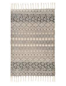 Teppich AUTUMN DAISY, Good Weave-zertifiziert, 60 x 90 cm - TRANQUILLO