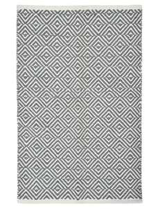 Teppich LOZENGE, Good Weave-zertifiziert, 60 x 90 cm - TRANQUILLO