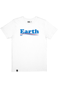 Herren T-Shirt Stockholm Vote Earth - DEDICATED