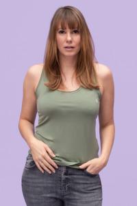 Tank Top von stillfashion für Yoga und Freizeit aus TENCEL - stillfashion