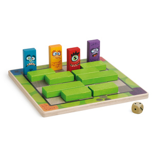 Spiel Monsterlabyrinth - Erzi