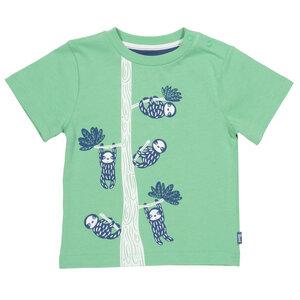 Kite Baby und Kinder T-Shirt Faultier reine Bio-Baumwolle - Kite Clothing