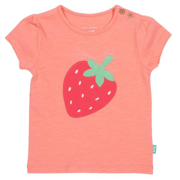 Kite Mädchen T-shirt Erdbeere Reine Bio-baumwolle
