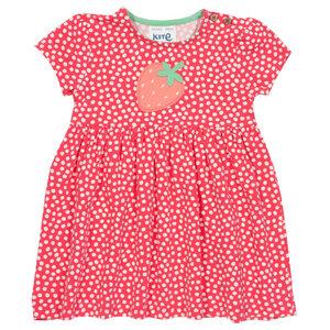 Kite Mädchen Kleid Erdbeere Bio-Baumwolle - Kite Clothing
