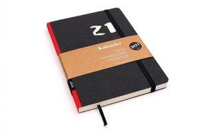 Kalender 2021 - Klassik, DIN A5, Handmade - tyyp