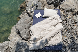 Kissenbezug Baumwolle - Kalle 80x80 cm - #lavie