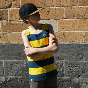 Striped Tank Top - Band of Rascals