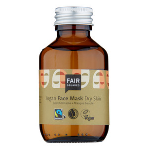 Fair Squared Facial Mask Fluid - Dry Skin Argan 100 ml - Fair Squared