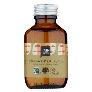 Fair Squared Facial Mask Fluid - Dry Skin Argan 100 ml - Fair Squared