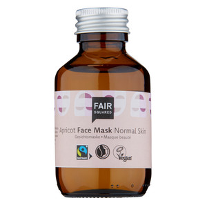 Fair Squared Facial Mask Fluid - Normal Skin Apricot 100 ml - Fair Squared