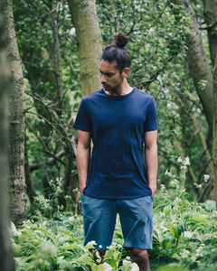 Basic Rundhals Tshirt - The Driftwood Tales