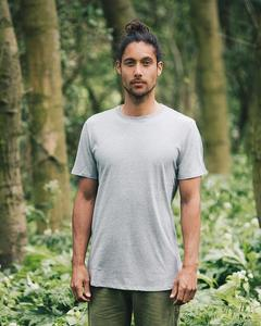Basic Rundhals Tshirt - The Driftwood Tales