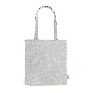 Recycelter Baumwoll-Shopper / Einkaufstasche - SuperWaste