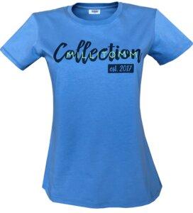 Damen T-Shirt GOTS und Grüner Knopf zertifiziert/ Motiv Collection - MilliTomm