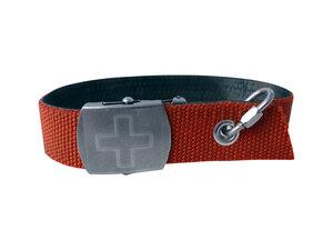 Hundehalsband aus Feuerwehrschlauch rot - Frischfre.ch