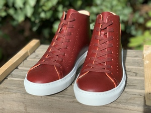 John Ledersneaker - b.y.r.d.