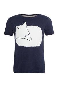 Kinder T-Shirt aus Biobaumwolle mit Fuchs - ilovemixtapes