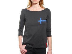 Blue Cross Shirt | Bio Fair - milch Basics