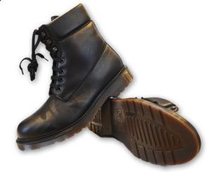 Claudia & Claudio black - Noah Italian Vegan Shoes