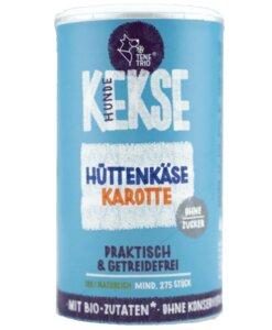 HUNDEKEKSE Hüttenkäse Karotte - TENETRIO