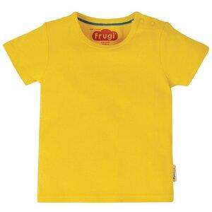 Frugi t-Shirt sunflower gelb GOTS - Frugi